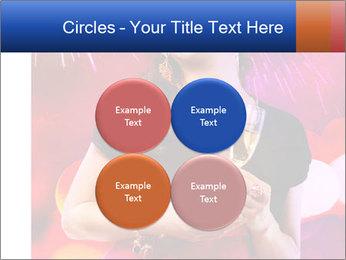 Celebrating Woman PowerPoint Template - Slide 38