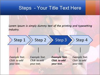 Celebrating Woman PowerPoint Template - Slide 4