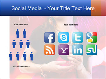 Celebrating Woman PowerPoint Template - Slide 5