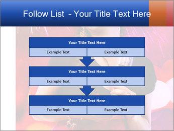 Celebrating Woman PowerPoint Template - Slide 60
