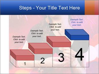 Celebrating Woman PowerPoint Template - Slide 64
