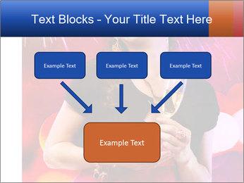 Celebrating Woman PowerPoint Template - Slide 70