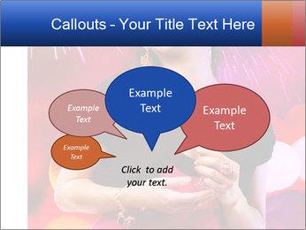 Celebrating Woman PowerPoint Template - Slide 73
