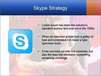 Celebrating Woman PowerPoint Template - Slide 8