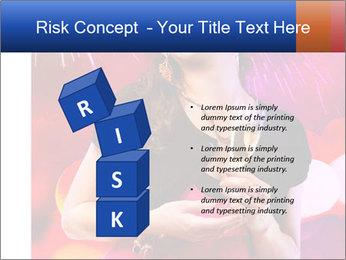 Celebrating Woman PowerPoint Template - Slide 81