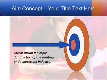 Celebrating Woman PowerPoint Template - Slide 83
