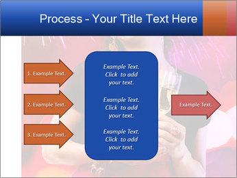 Celebrating Woman PowerPoint Template - Slide 85