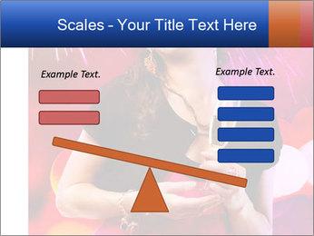 Celebrating Woman PowerPoint Template - Slide 89