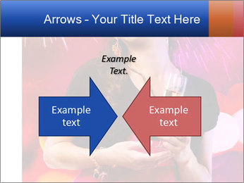 Celebrating Woman PowerPoint Template - Slide 90