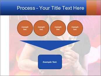 Celebrating Woman PowerPoint Template - Slide 93