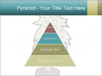Cartoon christmas tree PowerPoint Templates - Slide 30
