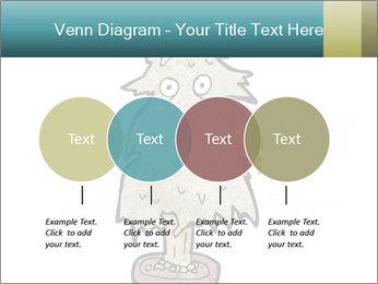 Cartoon christmas tree PowerPoint Template - Slide 32