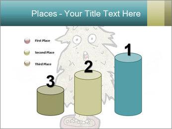 Cartoon christmas tree PowerPoint Templates - Slide 65