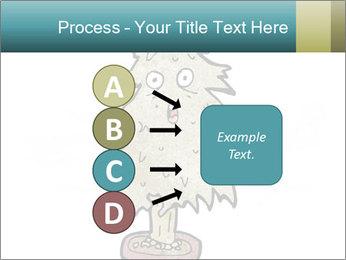 Cartoon christmas tree PowerPoint Templates - Slide 94