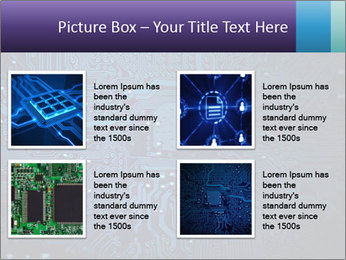 Circuit board PowerPoint Templates - Slide 14