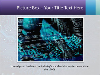 Circuit board PowerPoint Templates - Slide 15