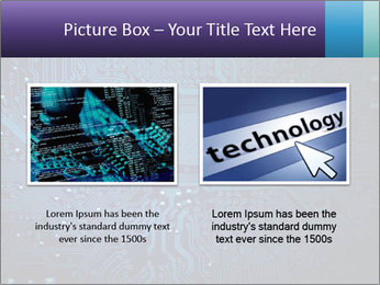 Circuit board PowerPoint Templates - Slide 18