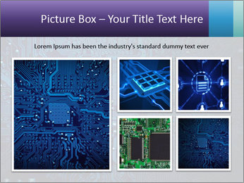 Circuit board PowerPoint Templates - Slide 19
