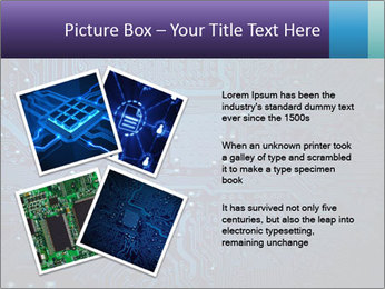 Circuit board PowerPoint Templates - Slide 23