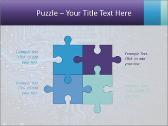 Circuit board PowerPoint Templates - Slide 43