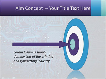 Circuit board PowerPoint Templates - Slide 83