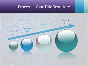 Circuit board PowerPoint Templates - Slide 87