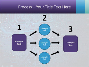 Circuit board PowerPoint Templates - Slide 92