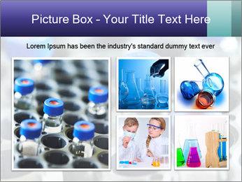 Pharmacy medicine PowerPoint Templates - Slide 19