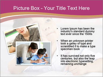 Chinese School Classroom PowerPoint Template - Slide 20