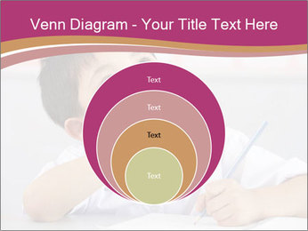 Chinese School Classroom PowerPoint Template - Slide 34