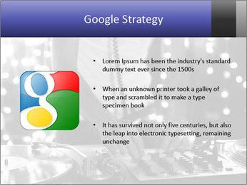 A cool male dj PowerPoint Template - Slide 10