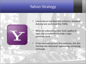 A cool male dj PowerPoint Templates - Slide 11