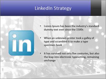 A cool male dj PowerPoint Template - Slide 12