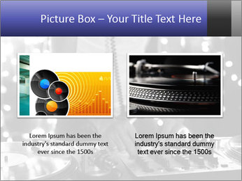 A cool male dj PowerPoint Templates - Slide 18