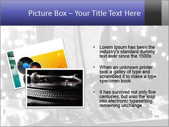 A cool male dj PowerPoint Template - Slide 20