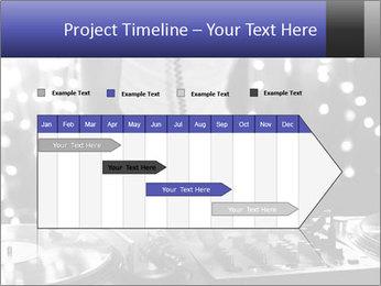 A cool male dj PowerPoint Template - Slide 25