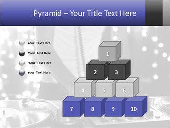 A cool male dj PowerPoint Template - Slide 31
