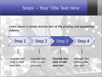 A cool male dj PowerPoint Template - Slide 4