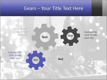 A cool male dj PowerPoint Template - Slide 47