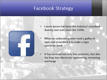 A cool male dj PowerPoint Templates - Slide 6