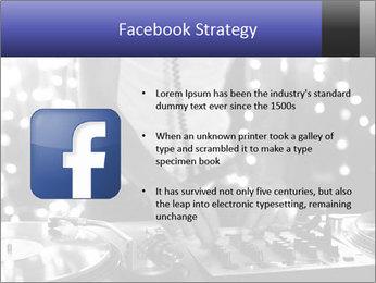 A cool male dj PowerPoint Template - Slide 6