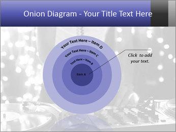 A cool male dj PowerPoint Template - Slide 61
