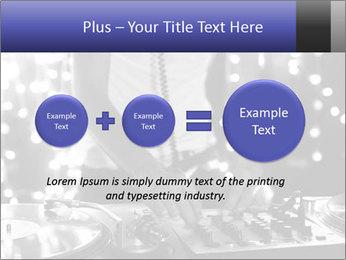 A cool male dj PowerPoint Template - Slide 75