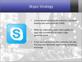 A cool male dj PowerPoint Template - Slide 8