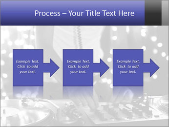 A cool male dj PowerPoint Templates - Slide 88