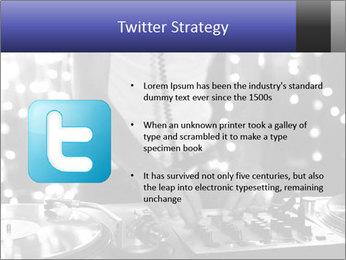 A cool male dj PowerPoint Template - Slide 9