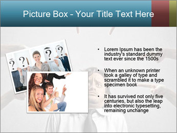 Man judged PowerPoint Templates - Slide 20