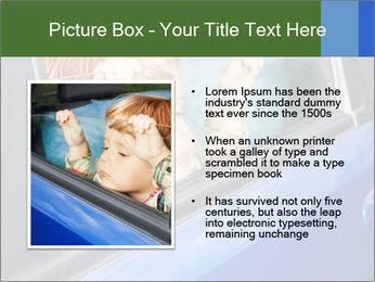 Little kid is sad PowerPoint Templates - Slide 13