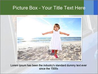 Little kid is sad PowerPoint Templates - Slide 15