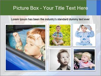 Little kid is sad PowerPoint Templates - Slide 19